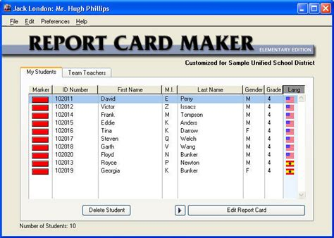 Mba Report Card Creator by Report Card Maker Free 2017 2018 Best Cars Reviews