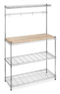 Small Bakers Racks Solutions On Small Baker S Racks For Small Spaces
