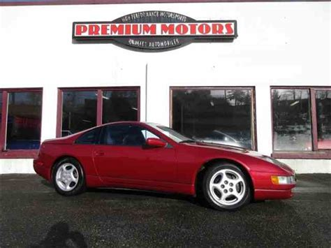 Classic Nissan by Classic Nissan 300zx For Sale On Classiccars