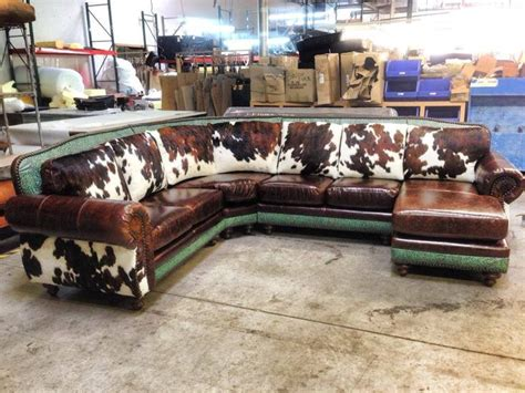 cowhide sofa sale cowhide couch for the home pinterest love this cow