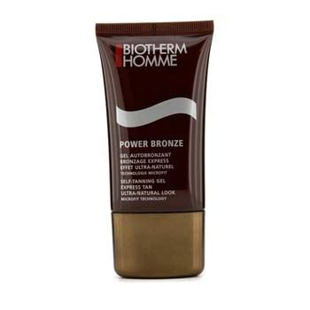 Biotherm Homme Power Bronze by Biotherm Homme Power Bronze Self Tanning Gel Express