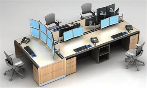 Trading Desk Furniture by Trading Floor Furniture Desks Saraval Industries
