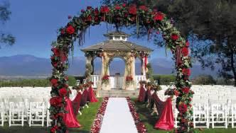 garden wedding venues los angeles