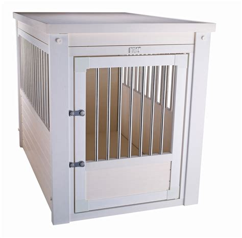 best place to put dog crate in house ecoflex habitat n home innplace crate with stainless steel