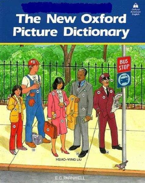 Pdf New Words In The Oxford Dictionary by Calam 233 O The New Oxford Picture Dictionary