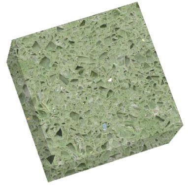 Quartz Countertops Green - light green quartz countertops emerald starlight green