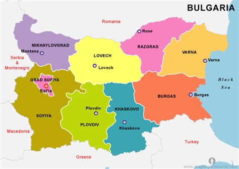 bulgaria on a world map free bulgaria map map of bulgaria free map of bulgaria