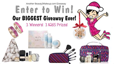Black Friday Online Giveaways - black friday holiday giveaway enter to win beauty2makeup