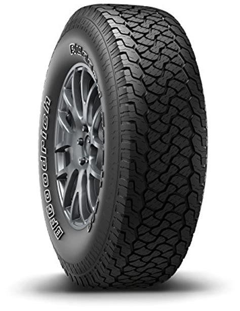 bfg rugged terrain sizes bfgoodrich rugged trail t a all terrain radial tire p265 75r16 114t new ebay