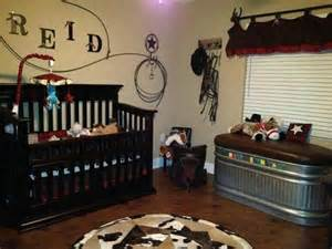 Cowboy Nursery Decor Western Nursery Absolute Using The Water Trough In The Room For The Home