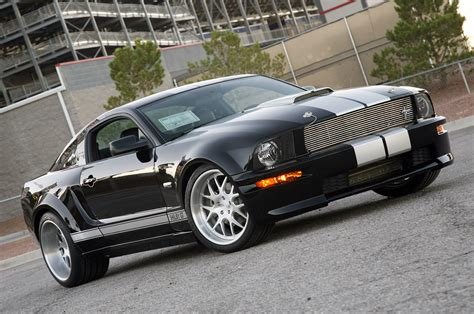 shelby announces widebody kit for the 2005 2009 ford