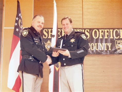 Gordon County Sheriff S Office by Sheriff S Office Staff Honored At Annual Banquet
