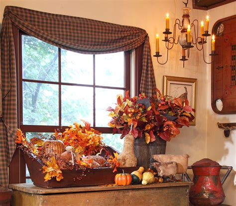 home fall decor 3 quick fall decorating tips total mortgage blog