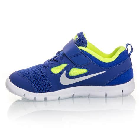 nike free run toddler shoes nike free 5 tdv toddler boys running shoes blue yellow