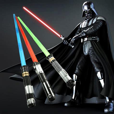 Pedang Wars Light Saber Lightsaber Lightdaggers 1pc lot wars figures lightsaber led light sword weapons