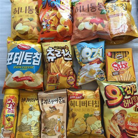Korean Snack 12 korean snacks you must try shopandbox
