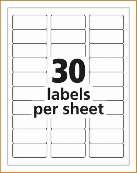 template for avery file folder labels 5266 fine avery templates 5266 adornment exle resume ideas