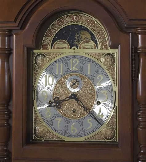 Howard Miller Traditional Cable Driven Grandfather Clock