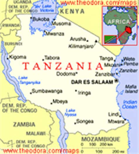 5 themes of geography tanzania tanzania 2018 cia world factbook