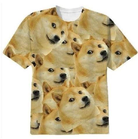 Doge Meme T Shirt - doge meme t shirt funny joke dog tshirt free shipping ebay
