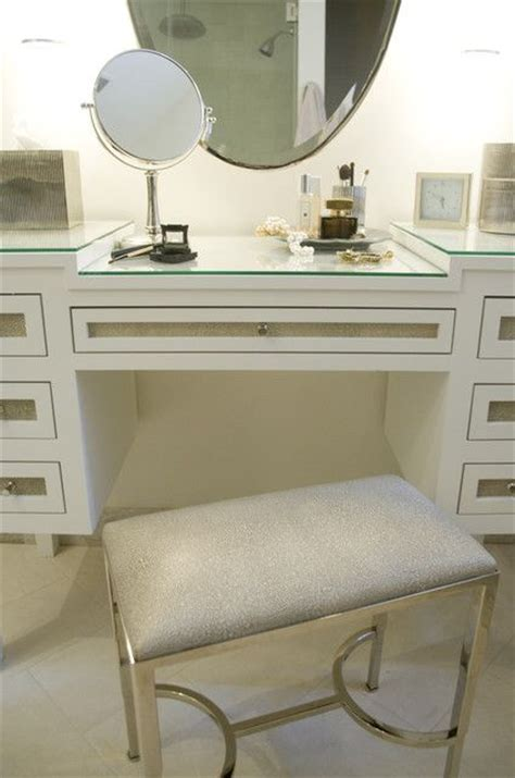 bathroom vanities with makeup table 1000 images about make up vanity ideas on pinterest