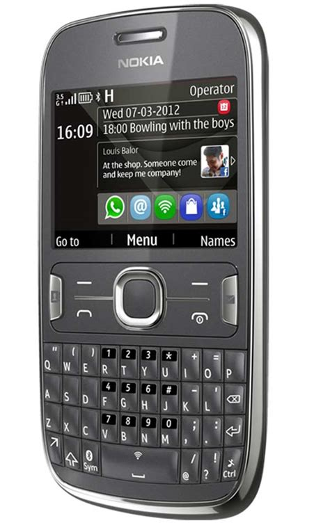 Casing Hp Nokia Asha 302 nokia asha 302 an 225 lisis a fondo tuexperto