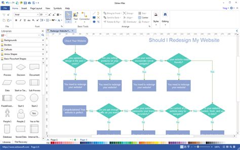 free flowchart software windows 5 of the best diagram and flowchart software for windows