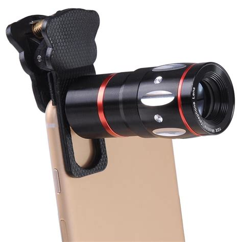 Cat 4in1 universal 4in1 cat clip on lens kit wide angle fish