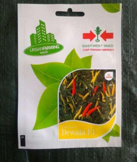 Benih Cabe Dewata F1 jual benih cabe rawit dewata f1 50 biji panah merah