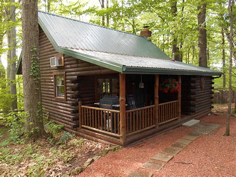 luxury log cabin with in ohio amish country cabins