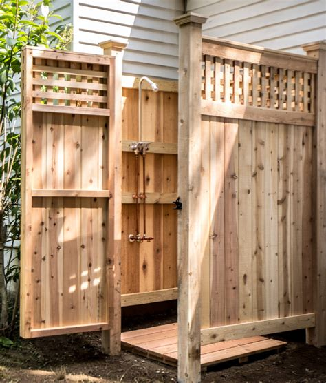 free standing outdoor shower outdoor shower enclosures outdoor showers md va de sc