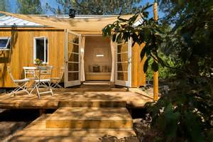 tiny homes in california tribute to style and environmental responsibility vina s