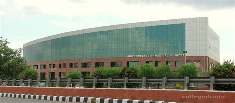 Mba Faculty Salary New Delhi by Army College Of Science Acms New Delhi