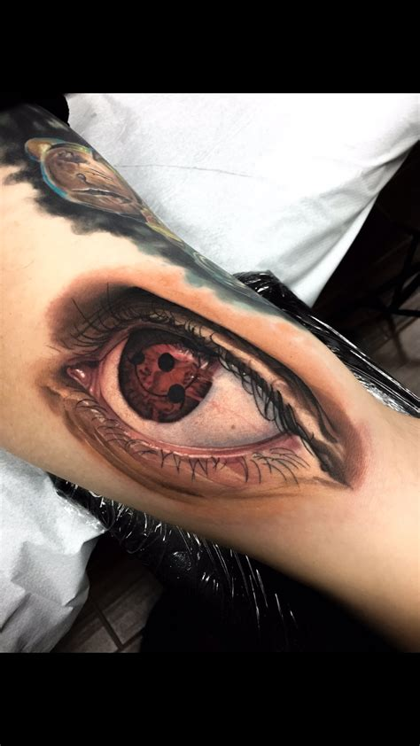 sharingan tattoo fyeahtattoos sharingan done on me by jake ross who