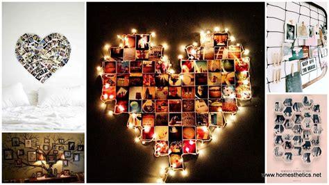 diy photography projects 45 creative diy photo display wall ideas