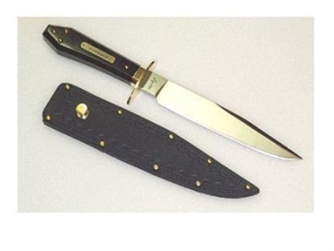ontario bowie ontario bagwell plainsmen bowie knife bb6 8475