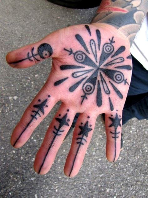 tattoo on palm of hand palm tattoos designs pictures