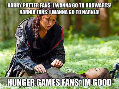 The Hunger Games Memes - katniss everdeen memes funny jokes about the hunger games