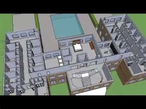 x men mansion floor plan x men mansion 3d model youtube