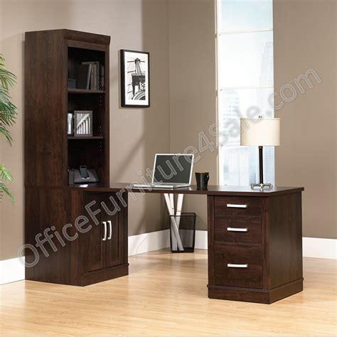 sauder office port executive desk sauder office port library return 408363 free shipping