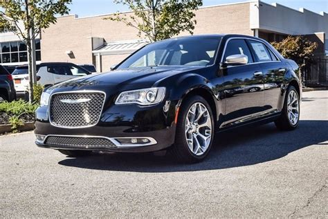 chrysler 300c 2018 new 2018 chrysler 300c c sedan in newnan h160122 newnan