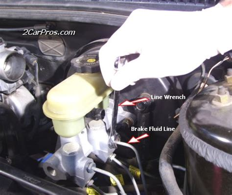 how to replace a brake master cylinder in under 45 minutes