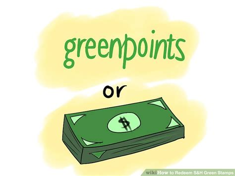 Gift Card Redemption Rate - how to redeem s h green sts 7 steps with pictures wikihow