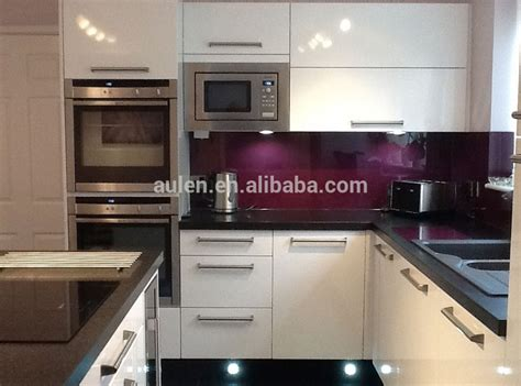 composite kitchen cabinets high gloss pmma abs acrylic composite sheet for kitchen