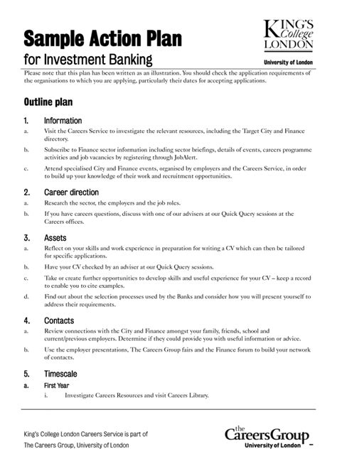 bank business plan business plan template