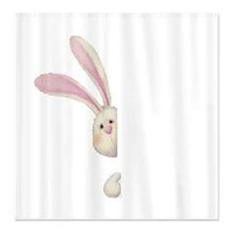 bunny shower curtain shower curtains on pinterest shower curtains bathroom