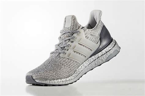 Sepatu Adidas Ultra Boost Ultraboost Primeknit Grey Silver Abu adidas ultraboost 3 0 silver the drop date