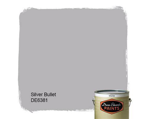 silver bullet de6381 dunn edwards paints
