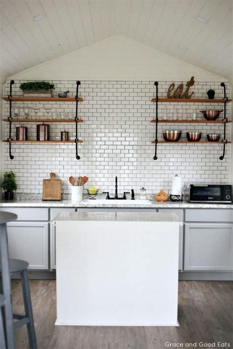 Farmhouse She Shed Office Studio   Grace and Good Eats