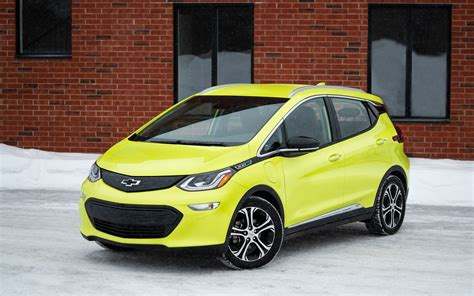 2019 Chevrolet Bolt Ev by 2019 Chevrolet Bolt Ev Welcome To Canada The Car Guide